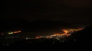 竹田地区夜景