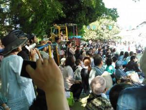 幼稚園運動会2